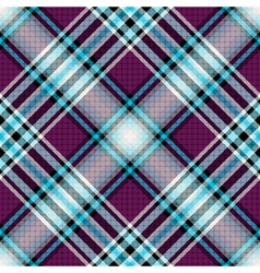 repeating checkered pattern vector image vector image