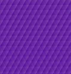 Abstract violet geometric hexagons pattern vector