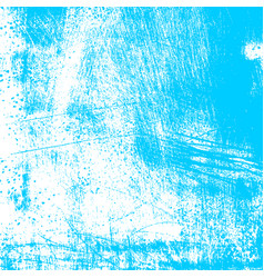 Cyan scratched texture vector