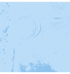 Distressed blue texture vector