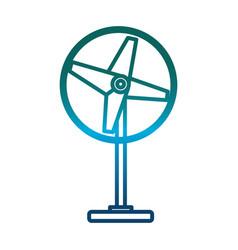 Fan icon imag vector
