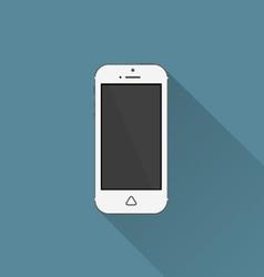 Phone icon minimal style vector