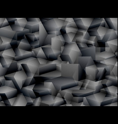 Abstract seamless background in the style of vector