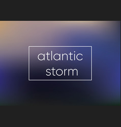 mesh blue atlantic storm smooth abstract colorful vector image