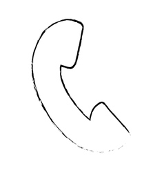 Phone thumbnail icon image vector