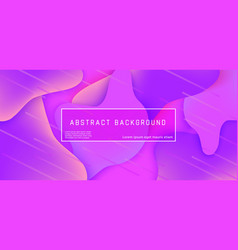 abstract background wave motion flow purple vector image