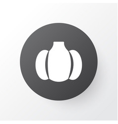 Gourd icon symbol premium quality isolated vector
