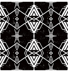 Seamless ethnic pattern vector
