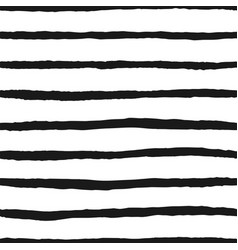tile pattern with black and white stripes vector image