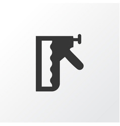 construction stapler icon symbol premium quality vector image