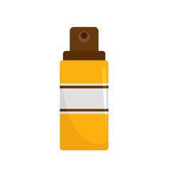 Sun aqua spray icon flat style vector