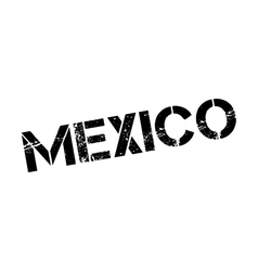 Mexico rubber stamp vector image