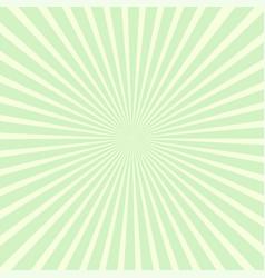 vintage striped green pattern retro fashion vector image