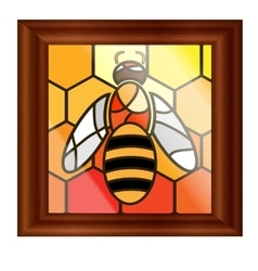 image of bee vector image vector image