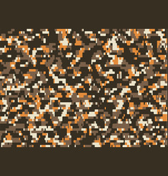 camouflage pattern background texture military vector image