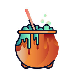 Cauldron gradient vector