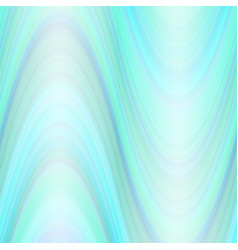 Wave background from thin colorful wavy lines vector