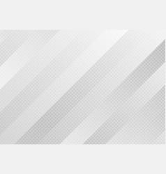 Abstract gradient grey stripe line pattern vector