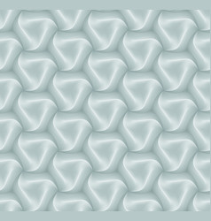 3d hexagon tile brick pattern for vector image