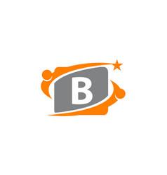 Career coaching initial b vector