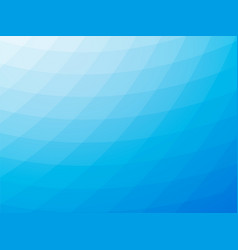 modern blue white background wave vector image