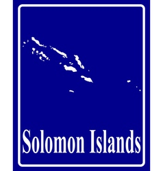 Solomon Islands vector image vector image