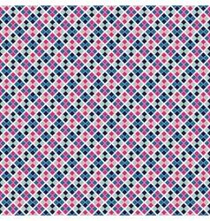 Bright retro seamless pattern vector image