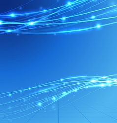 Bright speed bandwidth electric background vector image