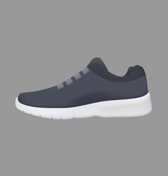 run shoes for fitness vector image