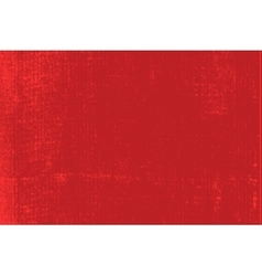 Red Distressed Background vector image vector image