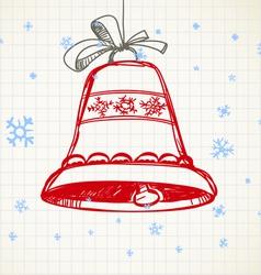 Jingle Bells vector image vector image