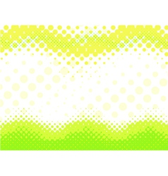 abstract light halftone background vector image vector image