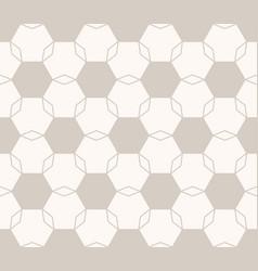 minimal geometric floral seamless pattern light vector image