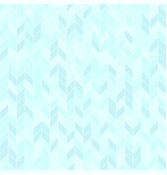 Cyan herringbone pattern seamless vector