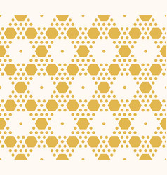 geometric seamless pattern ornament with small vector image