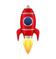 Red Rocket vector