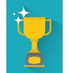 Achievement icon design vector