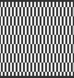 abstract monochrome pattern rectangles vector image