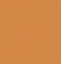 Waffle texture beautiful banner wallpaper design vector