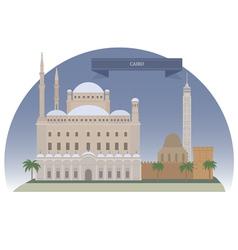Cairo vector image