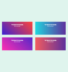 Bright color abstract pattern background with vector