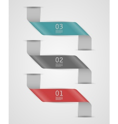 Abstract web elements vector image
