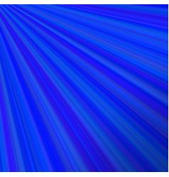 Blue sun ray background design vector