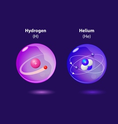 structure atom vector image