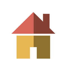 home page web site internet icon vector image