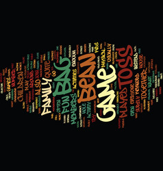 Bean shaped kidneys text background word cloud vector