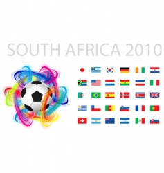 national flags vector image vector image