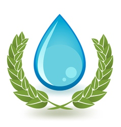 Quality Water vector image