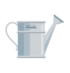 Watering can animation vector