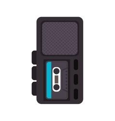 Radio recording broadcast vector